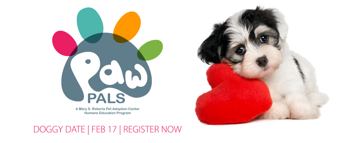 Paw Pals Doggy Date Feb 2018